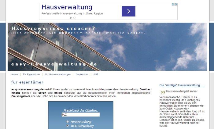 easy-Hausverwaltung.de